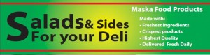 Salads and sides orders